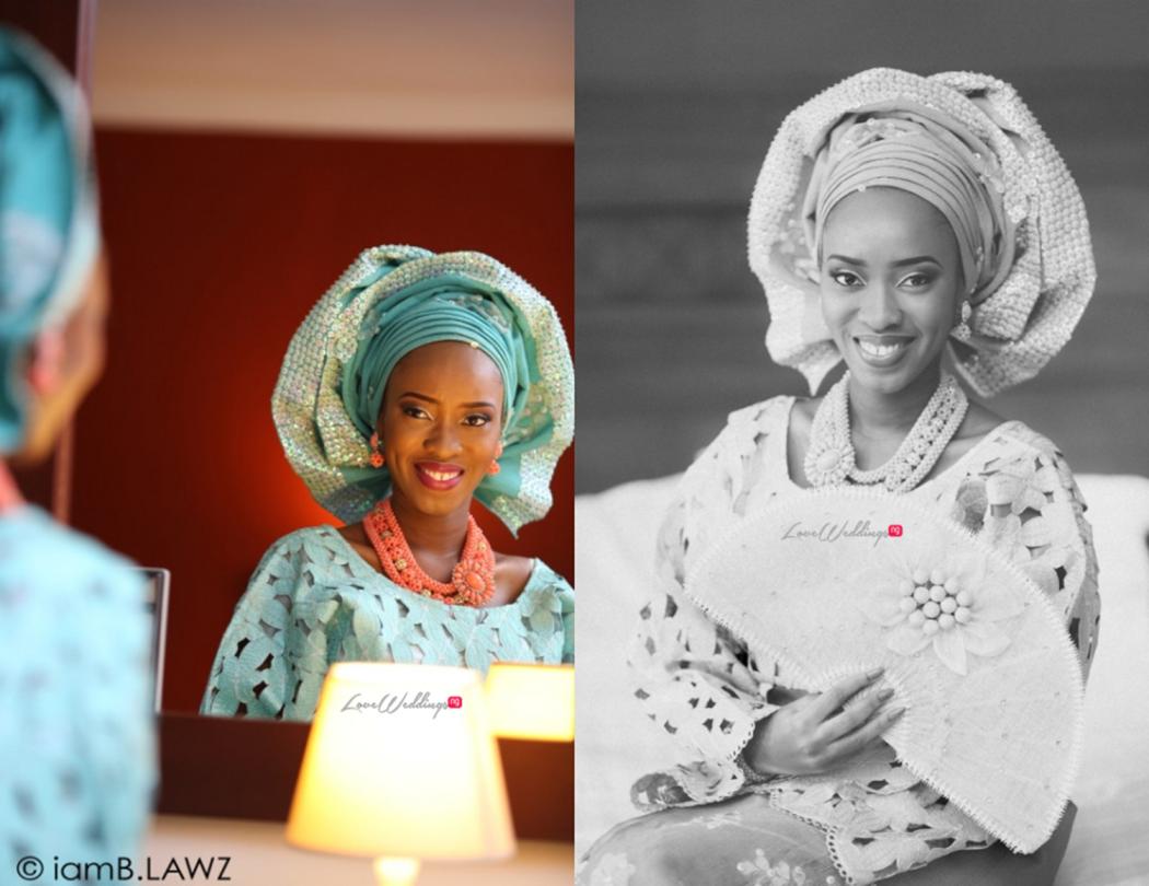 Loveweddingsng Nigerian Traditional Wedding Labake and Dafe IAmBlawz10
