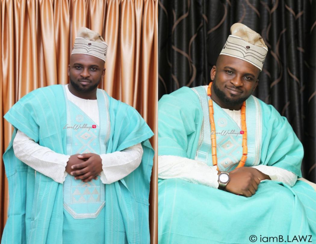 Loveweddingsng Nigerian Traditional Wedding Labake and Dafe IAmBlawz13