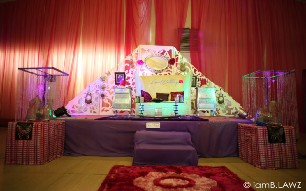Loveweddingsng Nigerian Traditional Wedding Labake and Dafe IAmBlawz16