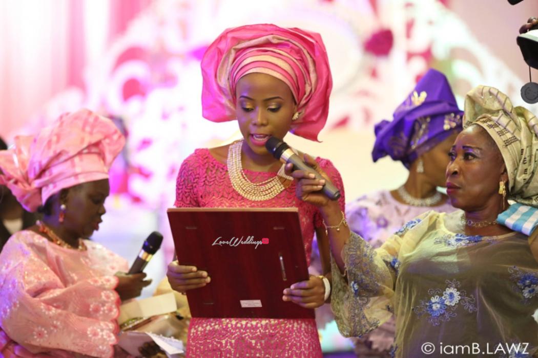Loveweddingsng Nigerian Traditional Wedding Labake and Dafe IAmBlawz17