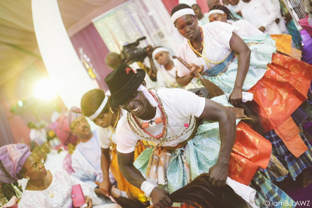 Loveweddingsng Nigerian Traditional Wedding Labake and Dafe IAmBlawz18