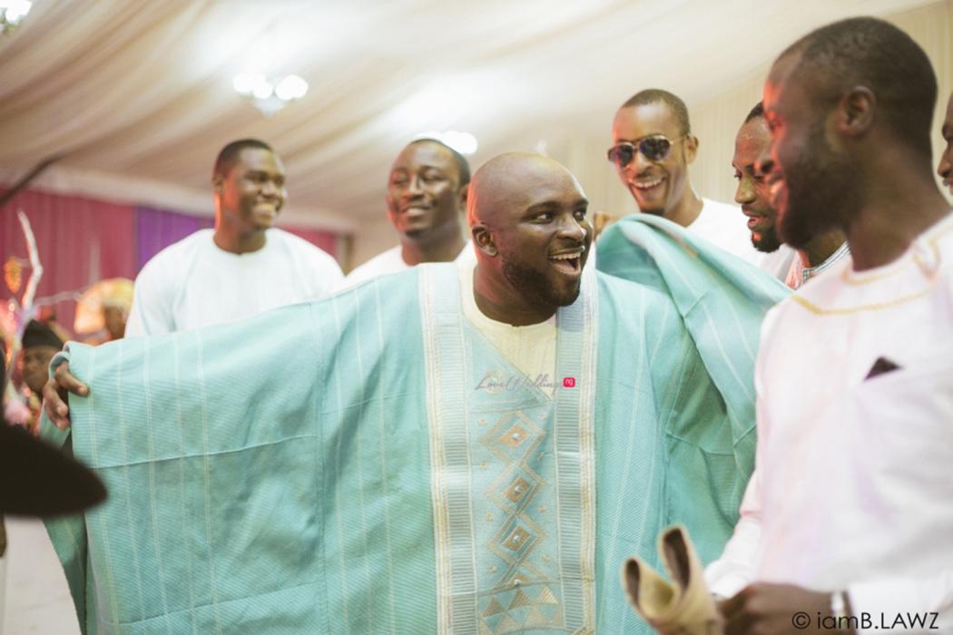 Loveweddingsng Nigerian Traditional Wedding Labake and Dafe IAmBlawz19