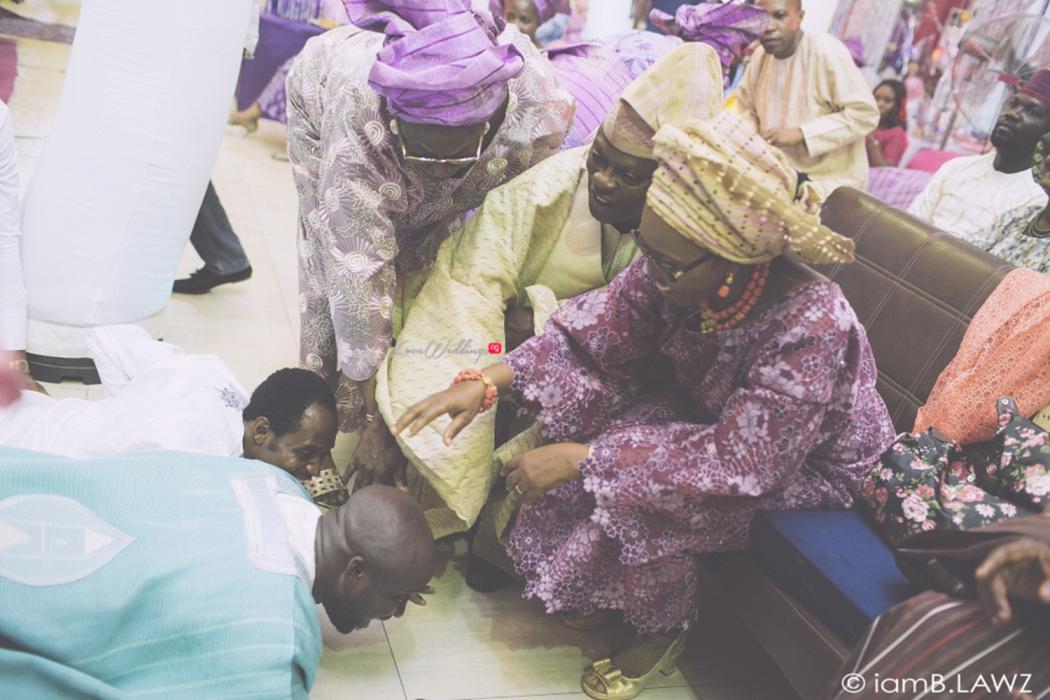 Loveweddingsng Nigerian Traditional Wedding Labake and Dafe IAmBlawz20