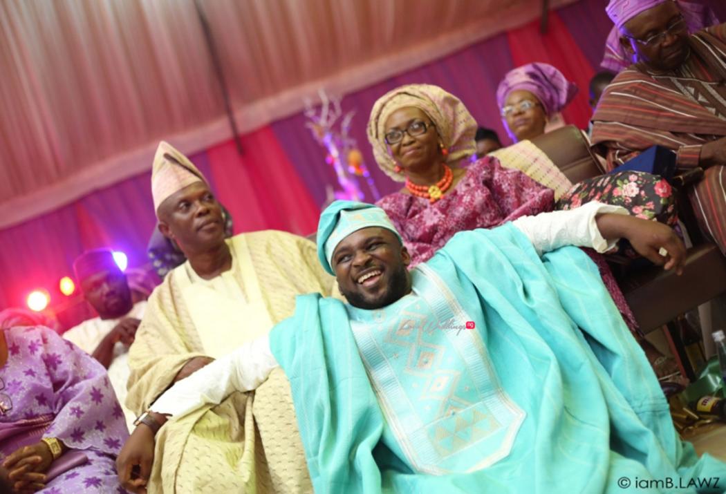 Loveweddingsng Nigerian Traditional Wedding Labake and Dafe IAmBlawz21