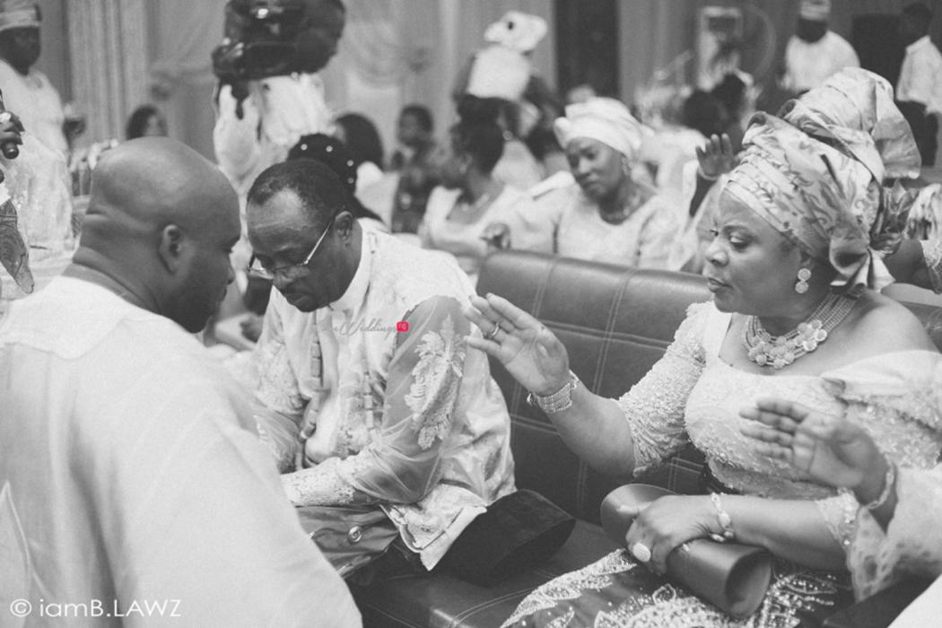 Loveweddingsng Nigerian Traditional Wedding Labake and Dafe IAmBlawz23
