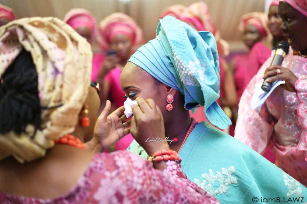 Loveweddingsng Nigerian Traditional Wedding Labake and Dafe IAmBlawz26