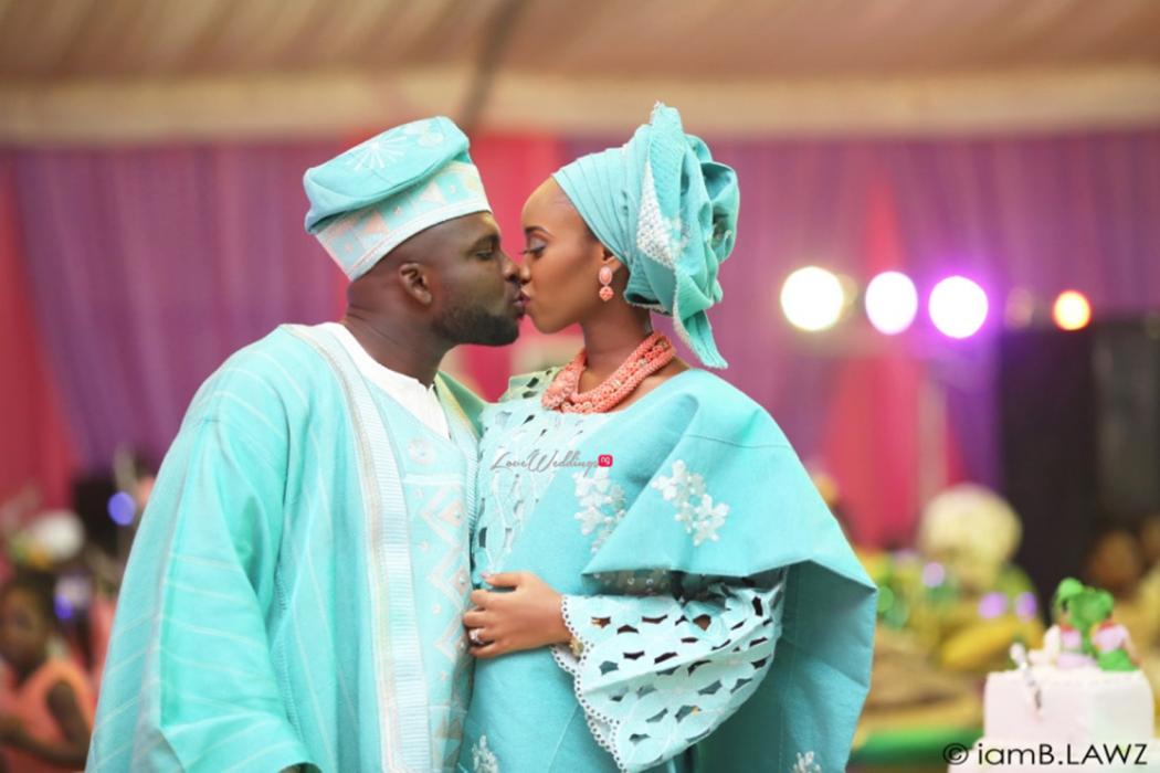 Loveweddingsng Nigerian Traditional Wedding Labake and Dafe IAmBlawz31