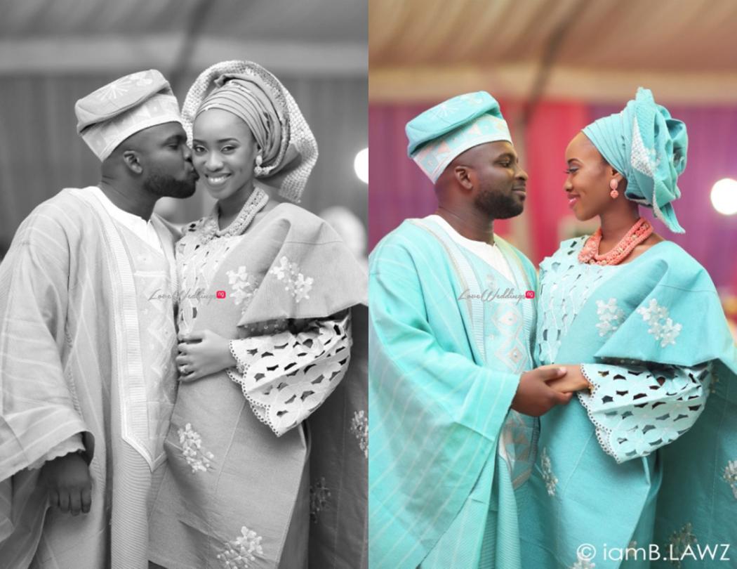 Loveweddingsng Nigerian Traditional Wedding Labake and Dafe IAmBlawz32