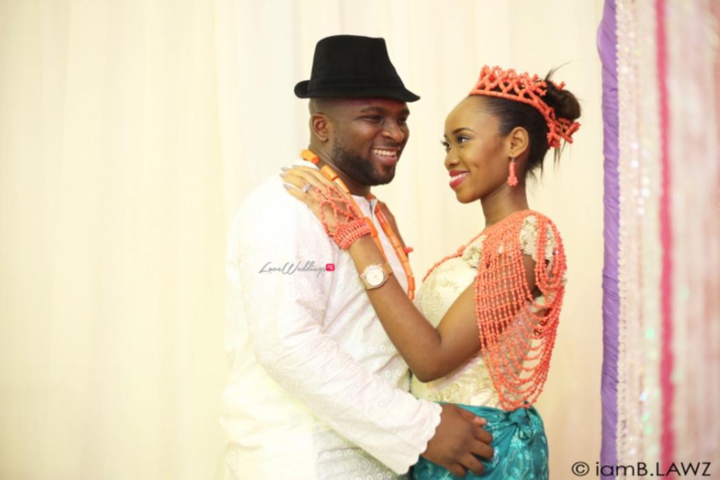 Loveweddingsng Nigerian Traditional Wedding Labake and Dafe IAmBlawz33