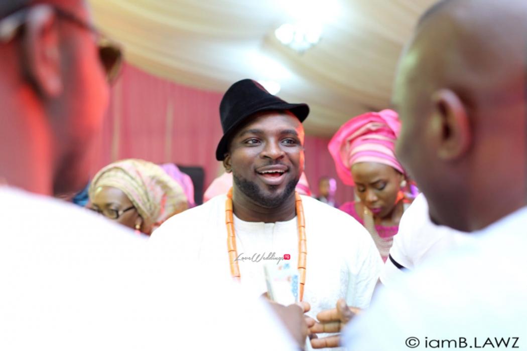 Loveweddingsng Nigerian Traditional Wedding Labake and Dafe IAmBlawz34