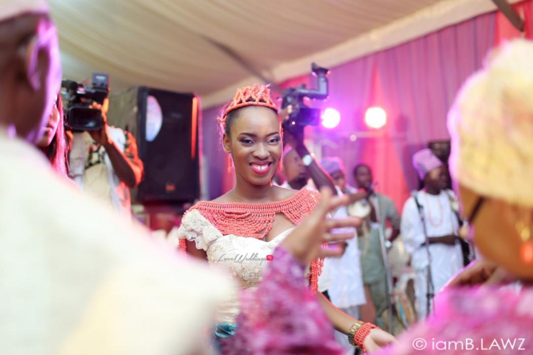 Loveweddingsng Nigerian Traditional Wedding Labake and Dafe IAmBlawz35