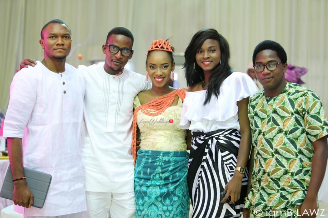 Loveweddingsng Nigerian Traditional Wedding Labake and Dafe IAmBlawz37