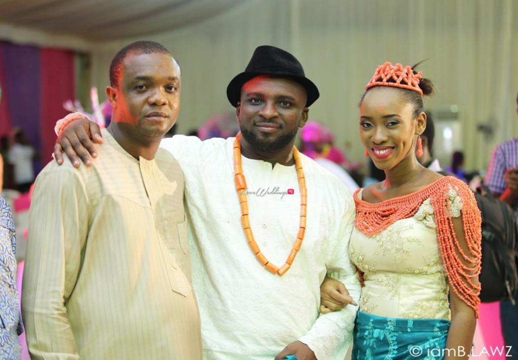 Loveweddingsng Nigerian Traditional Wedding Labake and Dafe IAmBlawz38