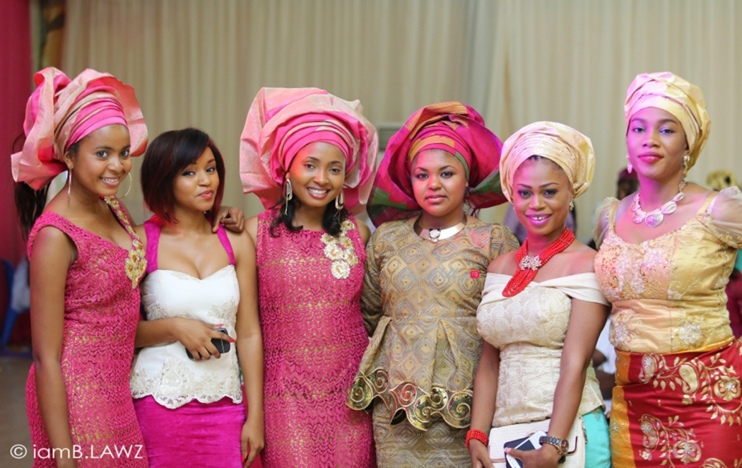 Loveweddingsng Nigerian Traditional Wedding Labake and Dafe IAmBlawz39