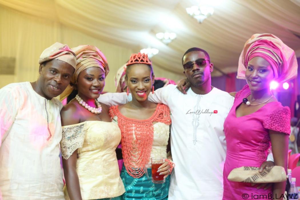 Loveweddingsng Nigerian Traditional Wedding Labake and Dafe IAmBlawz41