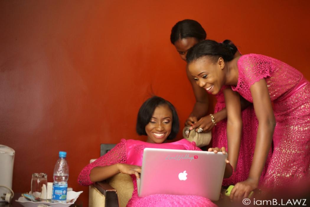 Loveweddingsng Nigerian Traditional Wedding Labake and Dafe IAmBlawz5