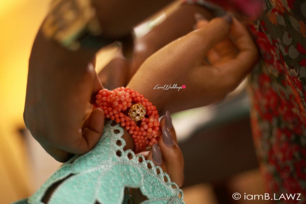 Loveweddingsng Nigerian Traditional Wedding Labake and Dafe IAmBlawz6