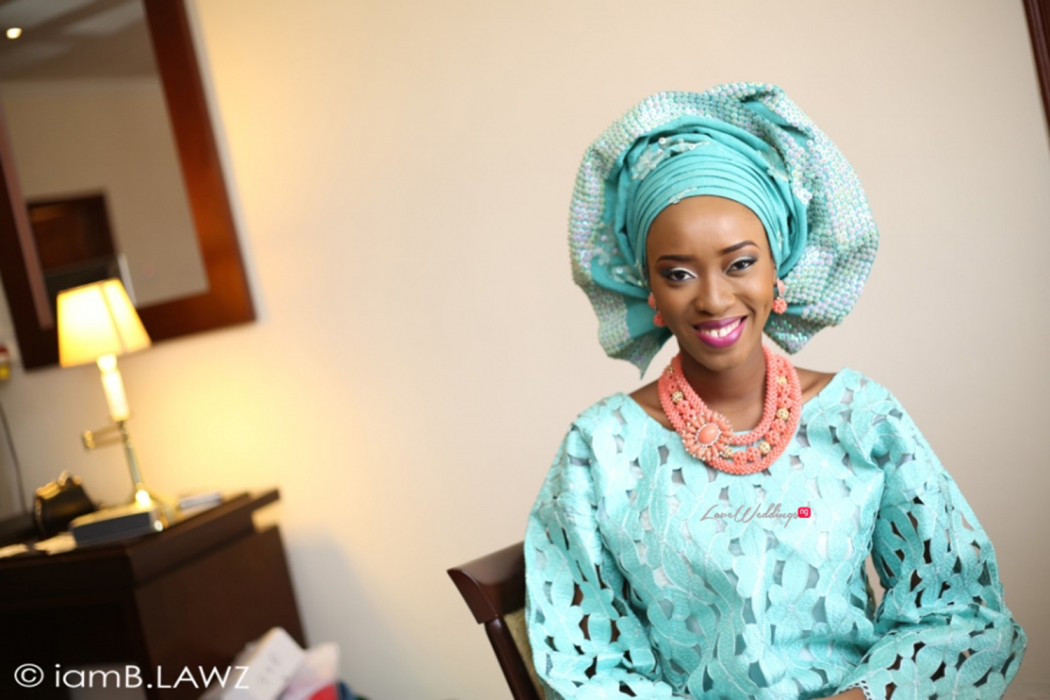 Loveweddingsng Nigerian Traditional Wedding Labake and Dafe IAmBlawz7