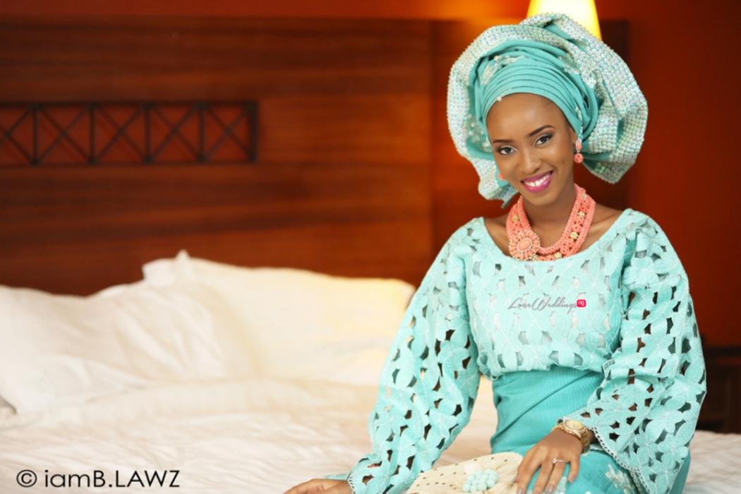 Loveweddingsng Nigerian Traditional Wedding Labake and Dafe IAmBlawz8