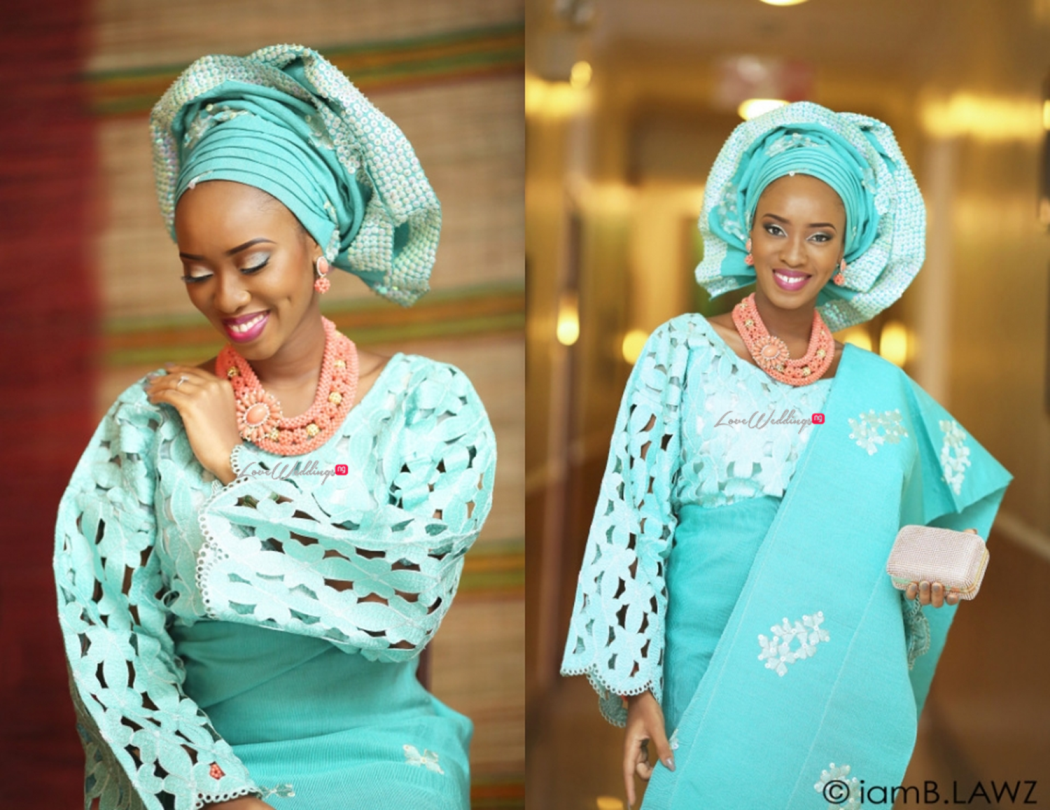 Loveweddingsng Nigerian Traditional Wedding Labake and Dafe IAmBlawz9