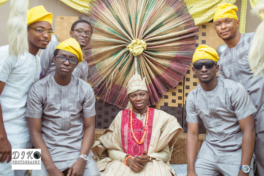 Loveweddingsng Nigerian Traditional Wedding Peter and Tosin Diko Photography7