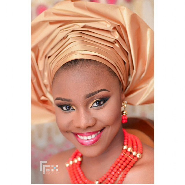 Loveweddingsng Traditional Bridal Look - Aariike