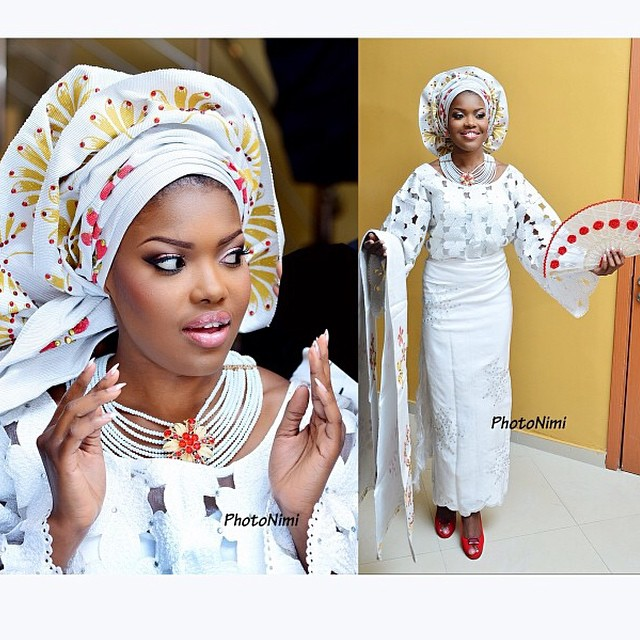 Loveweddingsng Traditional Bridal Looks We Love - Banks BM Pro