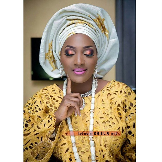 Loveweddingsng Traditional Bridal Looks We Love - Faces by Labisi