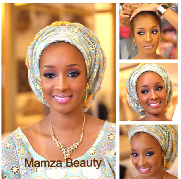 Loveweddingsng Traditional Bridal Looks We Love - Mamza Beauty