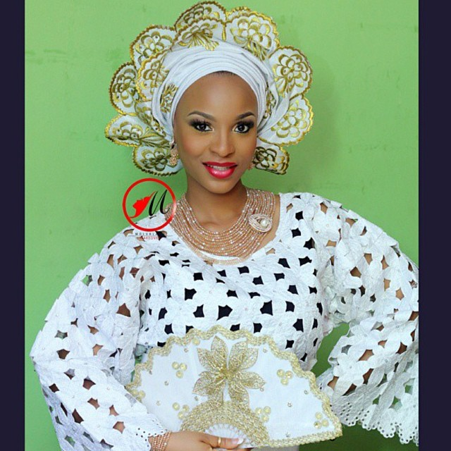 Loveweddingsng Traditional Bridal Looks We Love - Morlurlah Makeovers