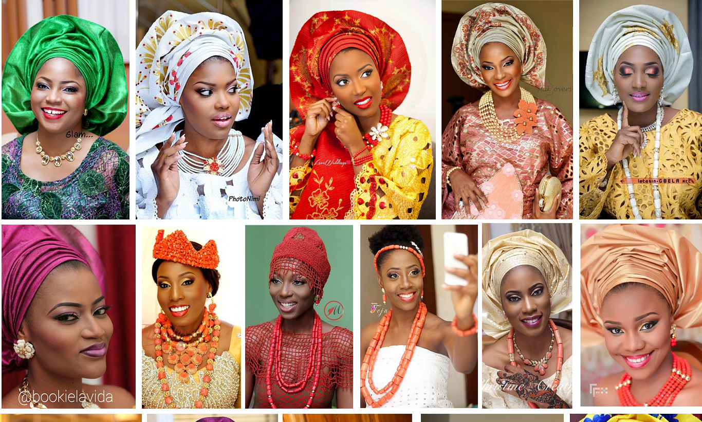 Loveweddingsng Traditional Bridal Looks We Love Volume 2 feat