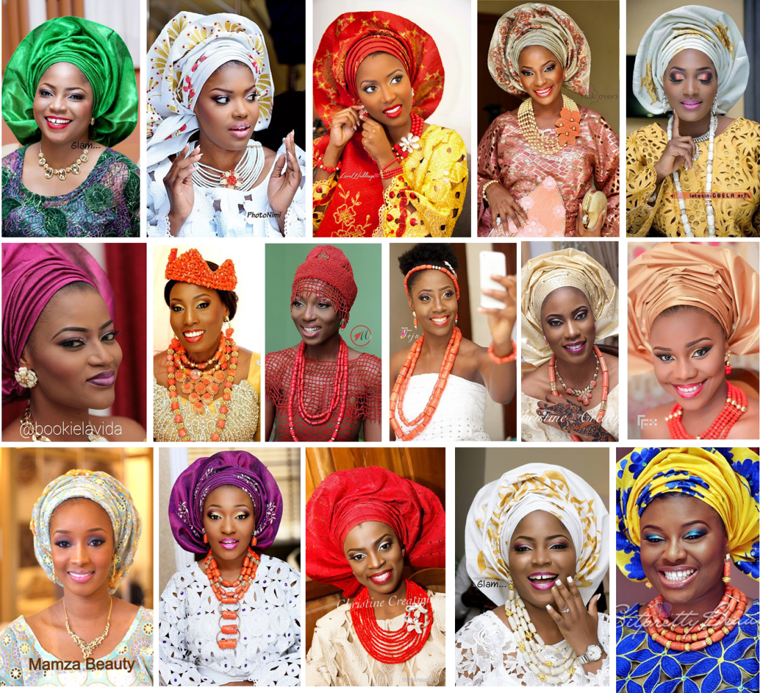 Loveweddingsng Traditional Bridal Looks We Love Volume 2