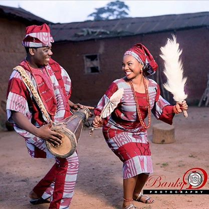 Loveweddingsng Traditional Prewedding shoot
