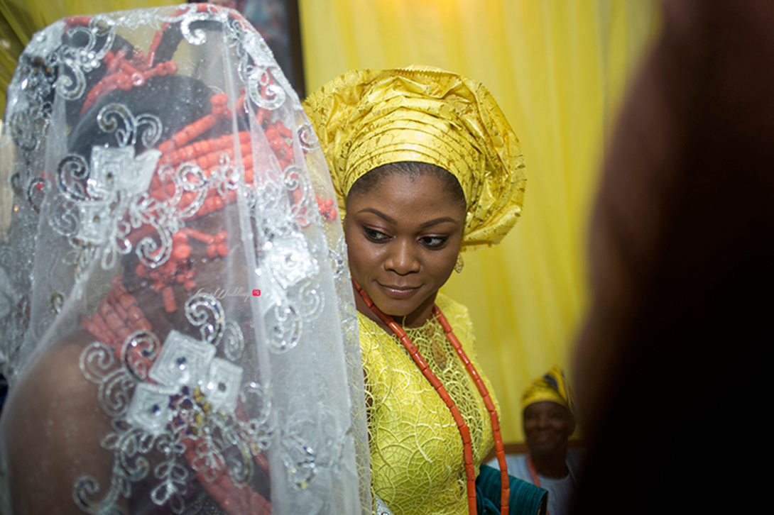 Loveweddingsng Traditional Wedding Idowu and Owen Ice Imagery16