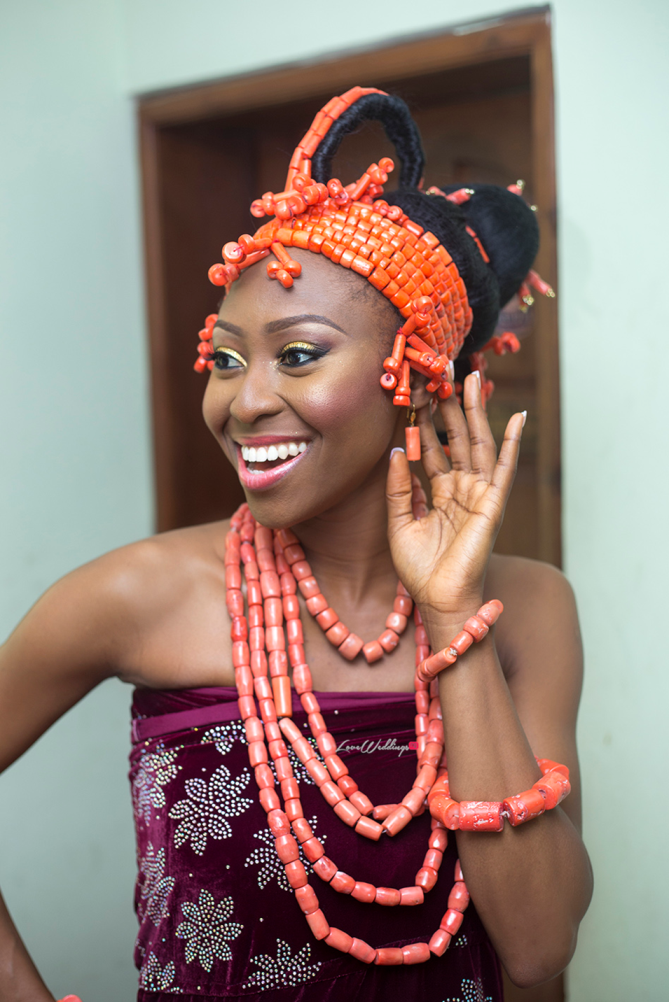 Loveweddingsng Traditional Wedding Idowu and Owen Ice Imagery47