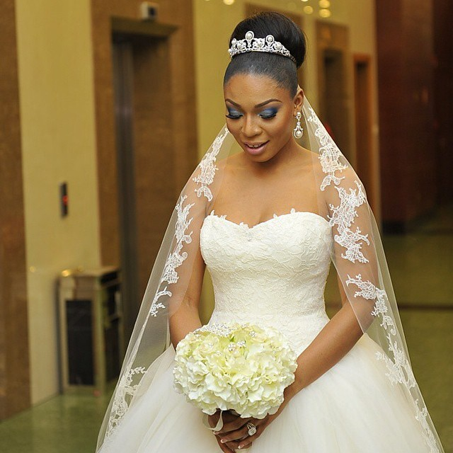Bride: Adejoke | Makeup: Shomya