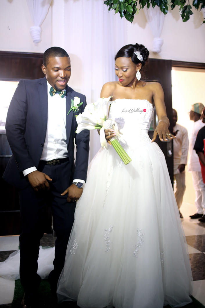 Loveweddingsng White Wedding Idowu and Owen Ice Imagery35