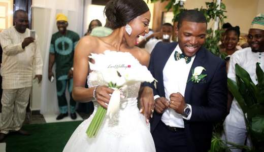 Loveweddingsng White Wedding Idowu and Owen Ice Imagery4