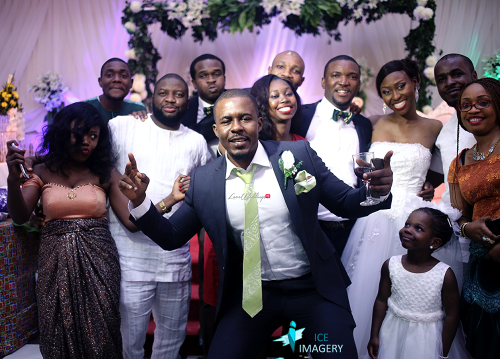 Loveweddingsng White Wedding Idowu and Owen Ice Imagery55