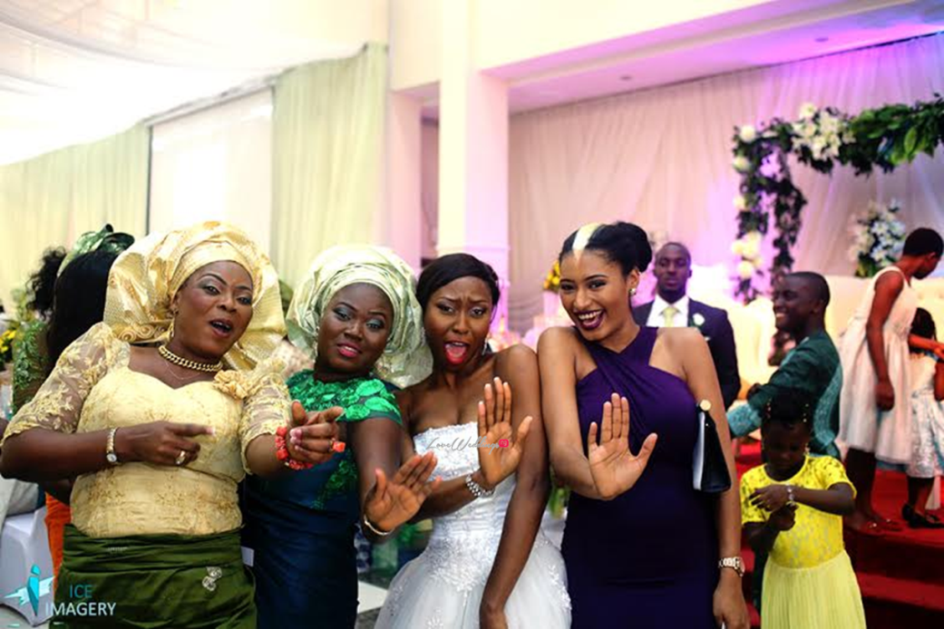 Loveweddingsng White Wedding Idowu and Owen Ice Imagery7