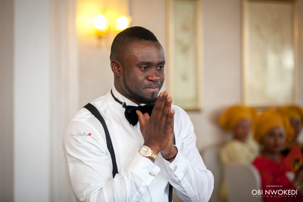 Loveweddingsng White Wedding Tobi and Ade91