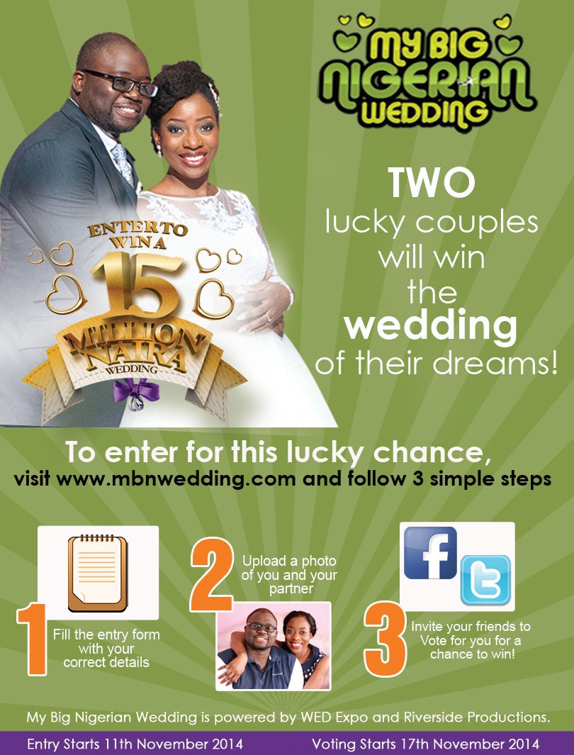 My Big Nigerian Wedding Season 2 Loveweddingsng