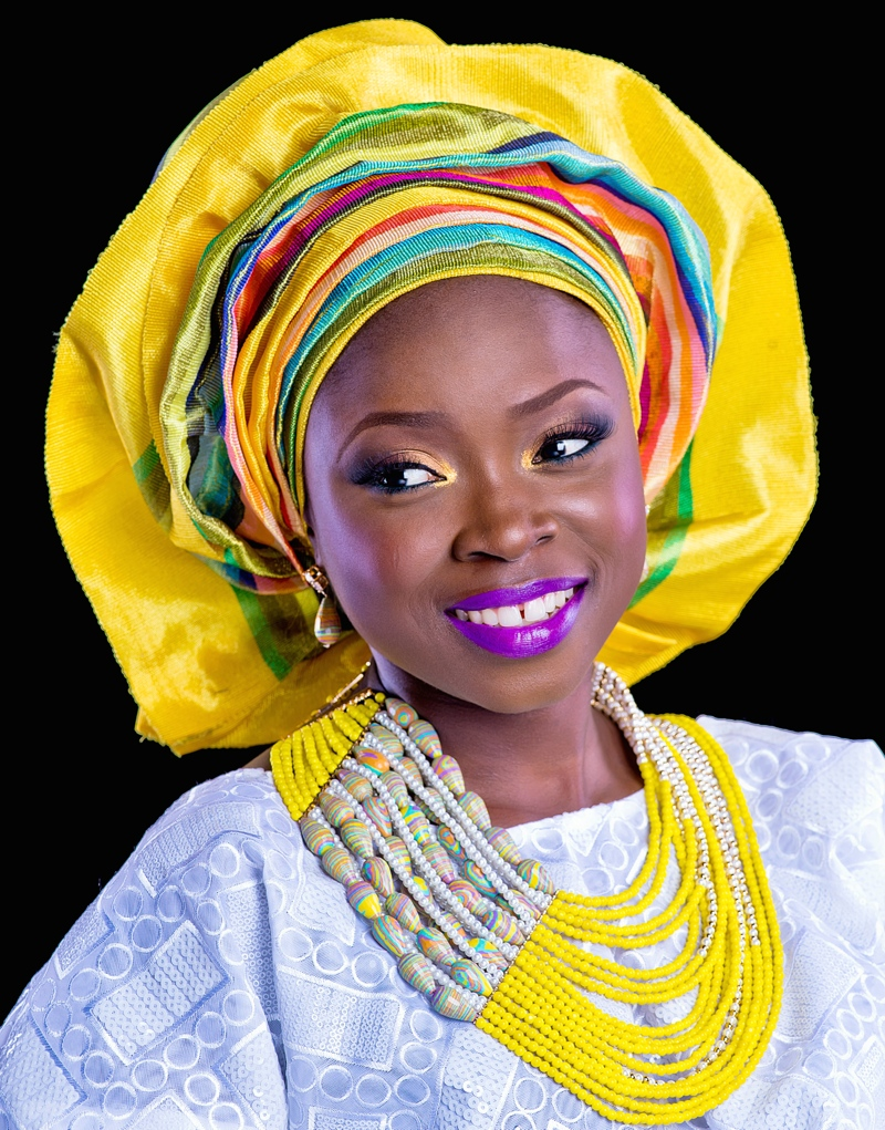Nigerian Traditional Bridal Makeup - Stellas Addiction Loveweddingsng