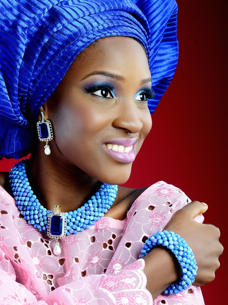 Nigerian Traditional Bridal Makeup - Stellas Addiction Loveweddingsng1