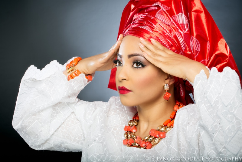 Nigerian Traditional Bridal Makeup - Stellas Addiction Loveweddingsng5