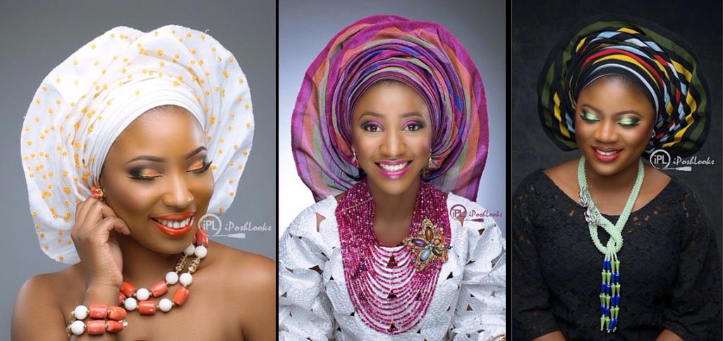 Nigerian Traditional Bride IPosh Looks Loveweddingsng feat