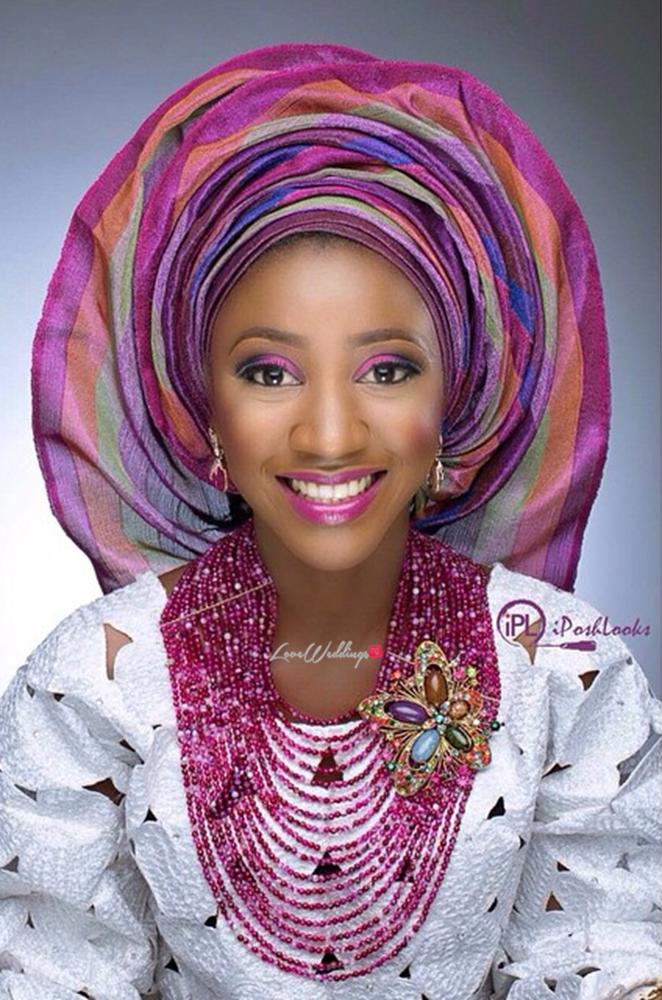 Nigerian Traditional Bride IPosh Looks Loveweddingsng11