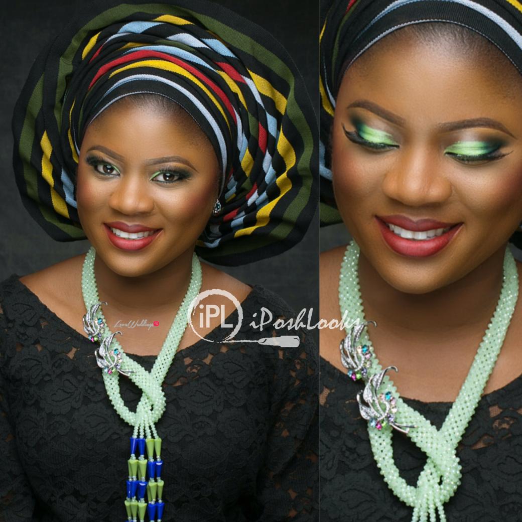 Nigerian Traditional Bride IPosh Looks Loveweddingsng2