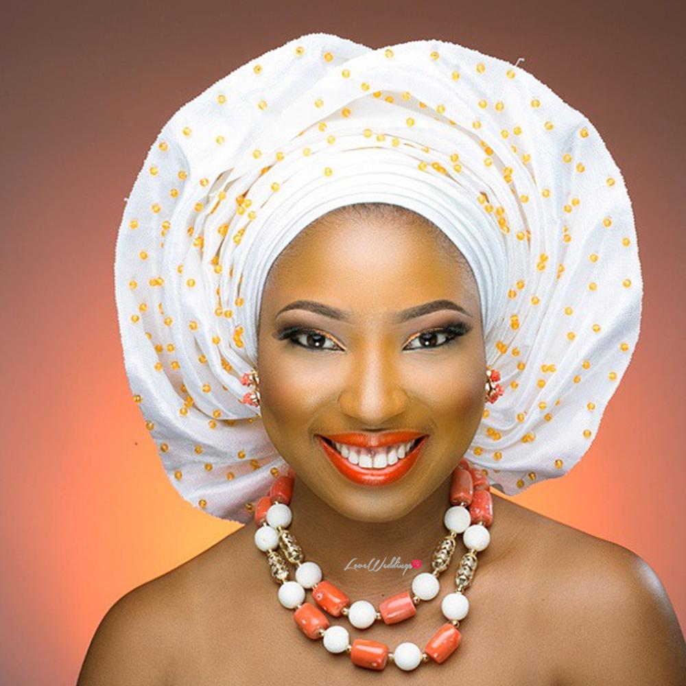 Nigerian Traditional Bride IPosh Looks Loveweddingsng5