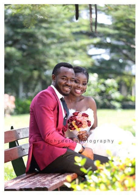 OC Ukeje Weds Ibukun Loveweddingsng3